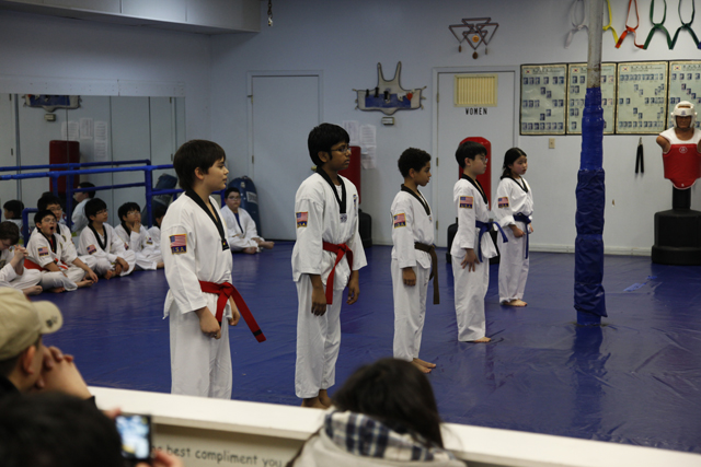 April Belt Tests