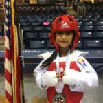 Ramon at the 38th Annual Taekwondo Championship